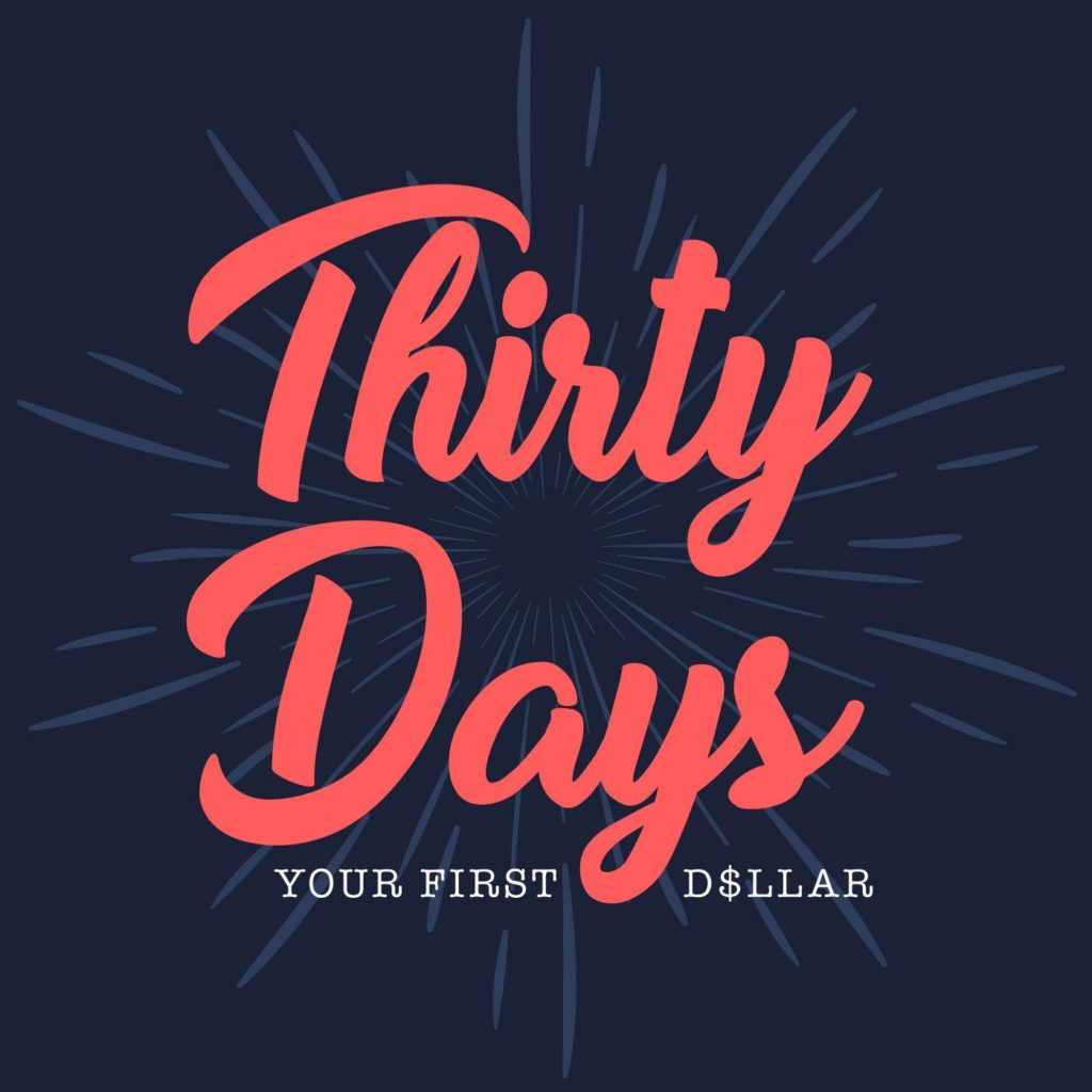 "Solutions Episode – Josh Houston – ""But I'm Not An Expert…"" – Thirty Days Your First Dollar Episode #4"